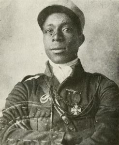 Eugene Bullard. Courtesy of National Museum of the U.S. Air Force