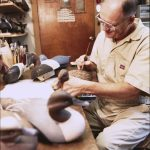 Painting a Duck Decoy