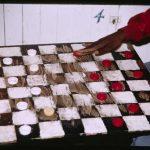 Handmade Checkerboard