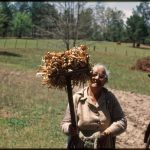 Corn Shuck Broom