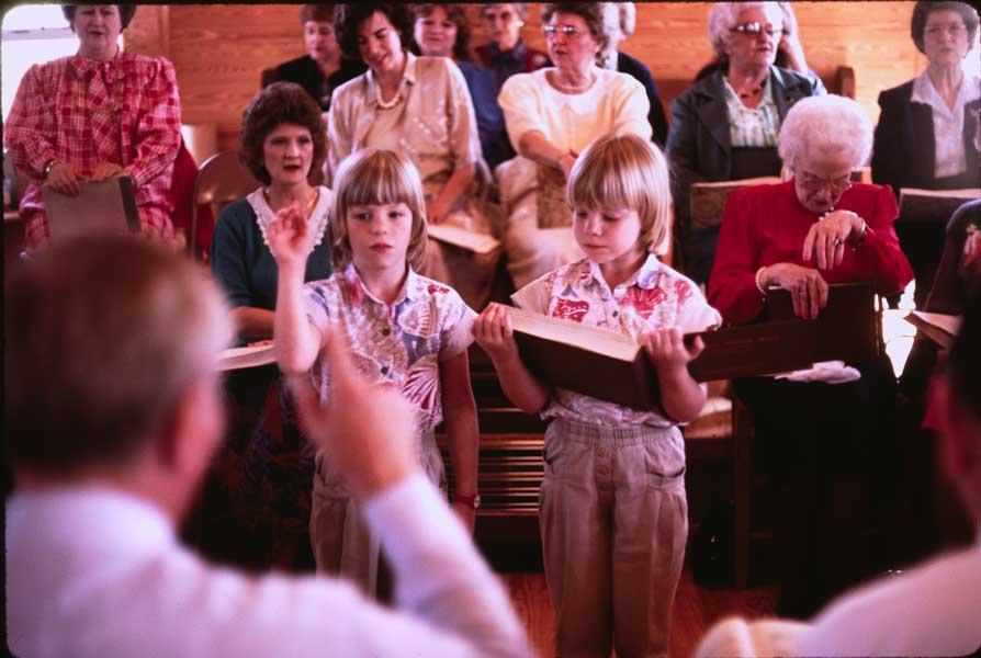 Singing Sacred Harp