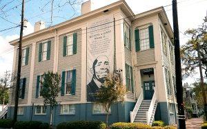 The Beach Institute in Savannah, Georgia.