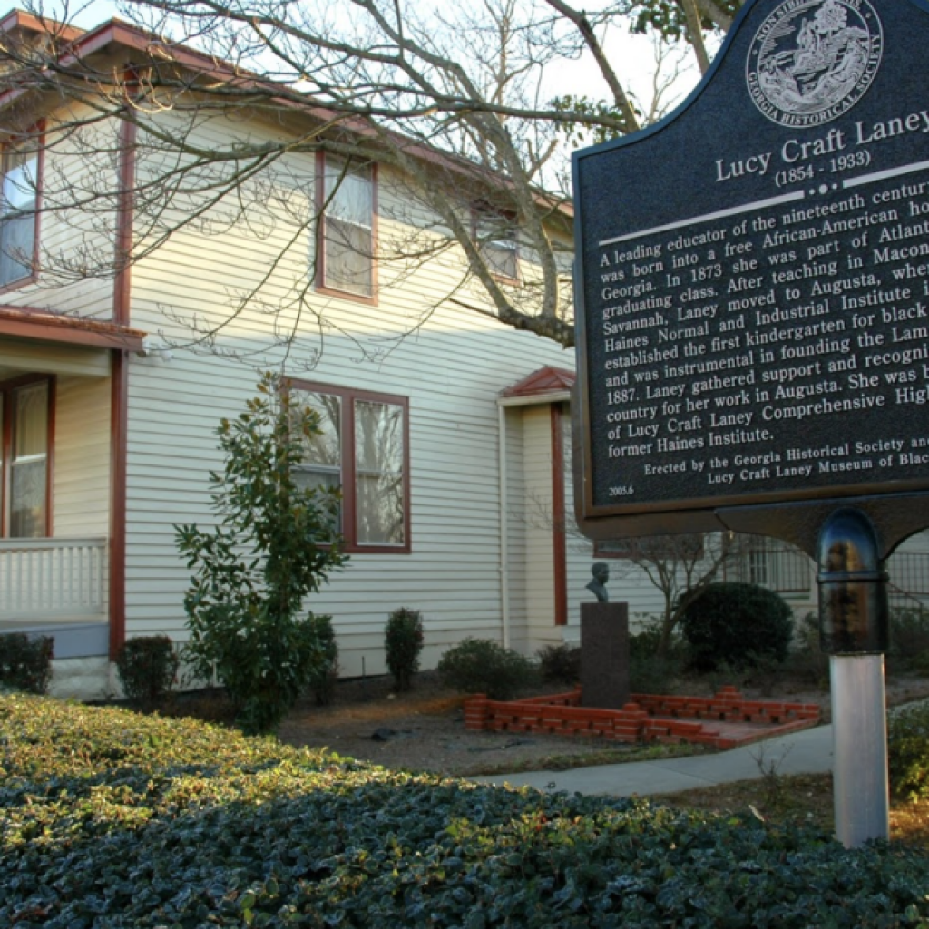 The Lucy Craft Laney Museum of Black History in Augusta, Georgia.