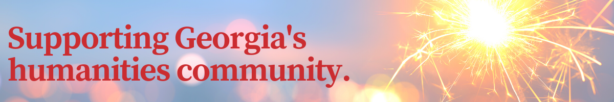 Supporting Georgia's humanities community.