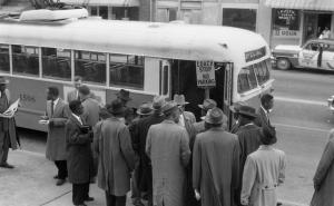 Atlanta Bus Desegregation in January 1957