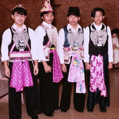 Hmong Traditional Clothing